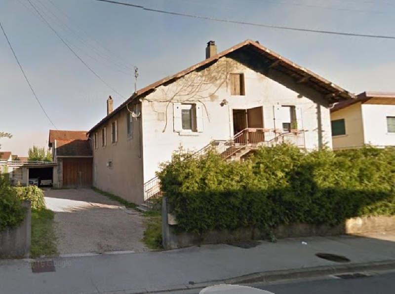 Annonce vente maison montr al la cluse 01460 200 m for Assurance maison montreal