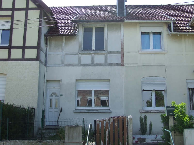 Annonce Vente Maison Sains Du Nord 59177 75 M 55 100